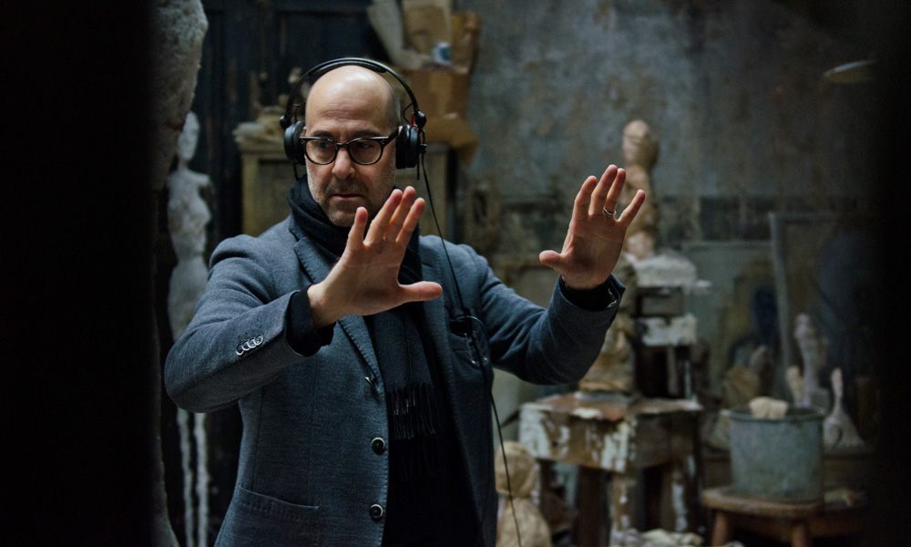 Stanley Tucci en Final Portrait