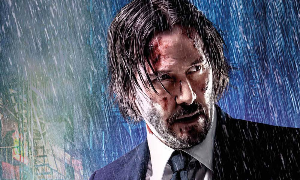 John Wick Capitulo 3 Parabellum Con Keanu Reeves