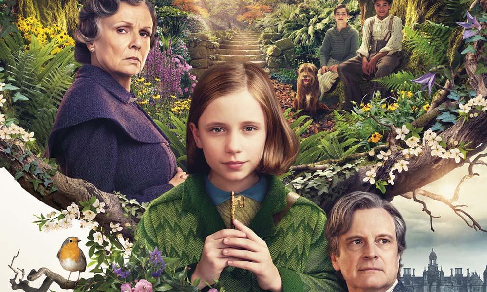 El Jardín Secreto Primer Tráiler En Español De Un Cuento De Fantasía Con Colin Firth Labutaca